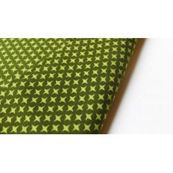 Zöld csillagösvény mikrokord