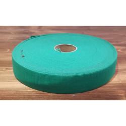 Zöld gumiszalag