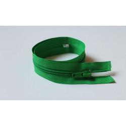 Zöld cipzár - 45 cm