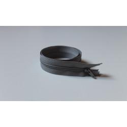 Szürke cipzár - 45 cm