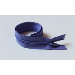 Lila cipzár - 45 cm