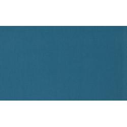 Kék színű pamutvászon (poplin)