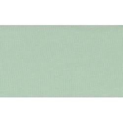 Halványzöld bio jersey GOTS
