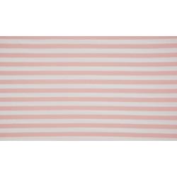 Rózsaszín csíkos designer...