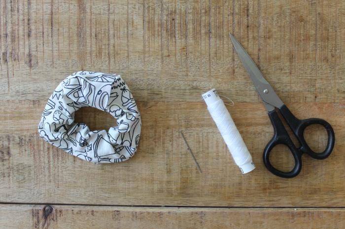 Crunchies hajgumi készítése